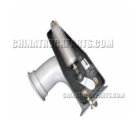 Sinotruk Howo Truck Engine Parts EVB Exhaust Pipe- WG9725542024 For Sale