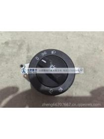 Beiben Truck Parts Headlight switch-20190307-7