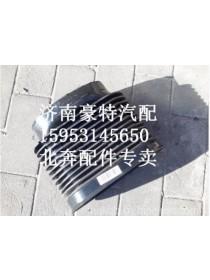 Beiben Truck Parts Inlet bellows-5185200096